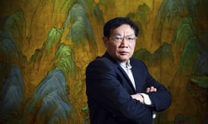 Chinese real estate mogul Ren Zhiqiang.