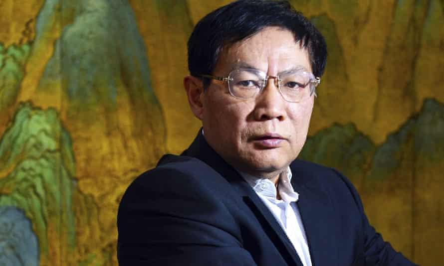 Chinese real estate mogul Ren Zhiqiang