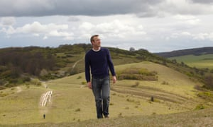 Robert Macfarlane walks along ancient pathways in the Chilterns.