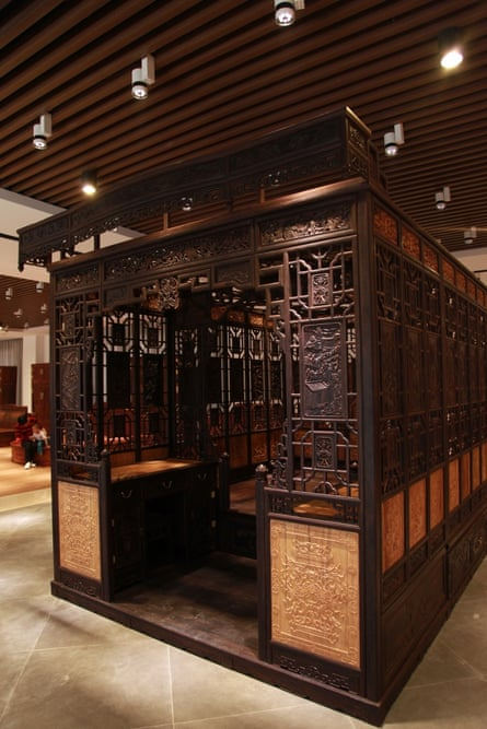 A bed made from Siamese rosewood reportedly sold for US$1m in Shanghai in 2011.