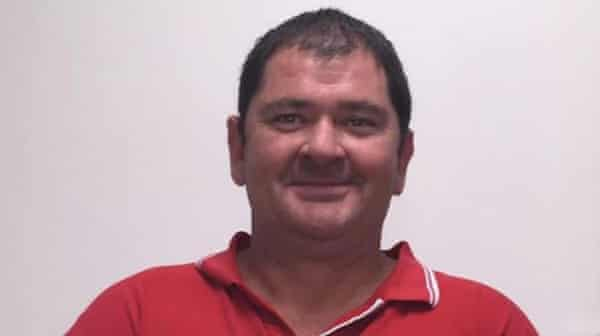 Ian Mackay who was a senior Australian union official from the National Union of Workers has been stood down amid claims he was involved in a fake Black Lives Matter Facebook page.