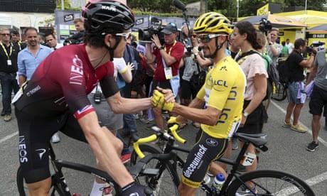 Tour de France: stage 16 – live!