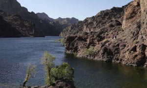 Several states rely on the Colorado River for drinking water and growing crops.
