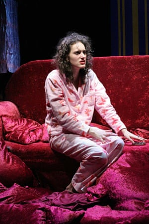 Phoebe Waller-Bridge in Dusa, Fish, Stas and Vi by Pam Gems at Rada, London, in 2005. She graduated from Rada the following year.