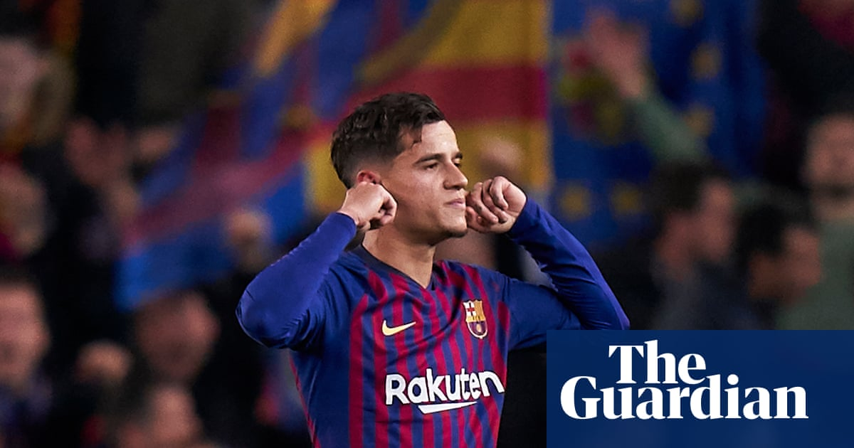 f5808f6f895 Football transfer rumours: Philippe Coutinho to leave Barça for Chelsea?