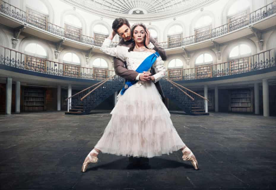 Queen for a day: Northern Ballet's Victoria.
