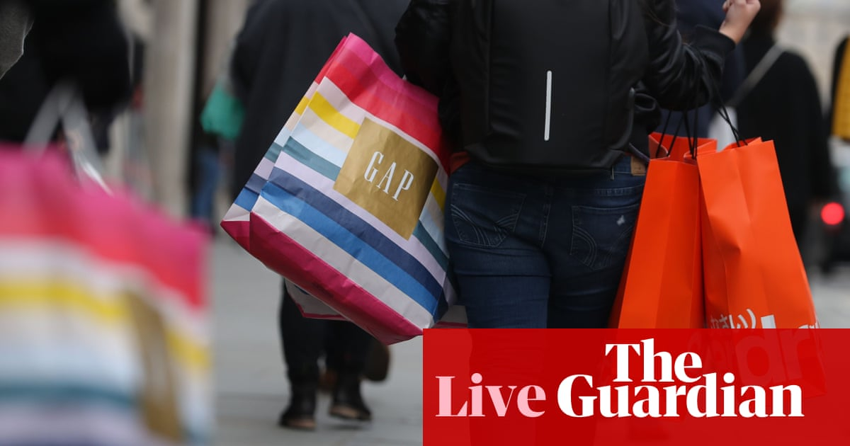 Inflation drops in UK and US thanks to cheaper energy - as