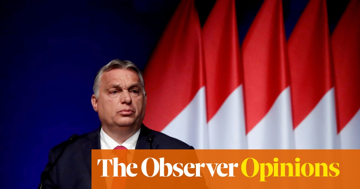 Meet the brave, consensual mayor set to face down Hungary's autocrat