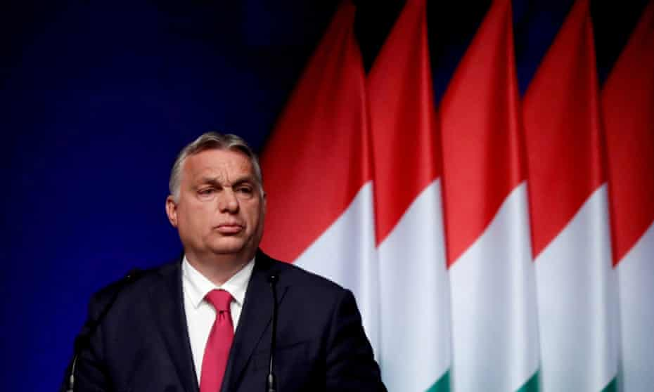Since  2010,  Hungary's PM Viktor Orbán has worked on creating the fear that if you speak out you will lose your job.