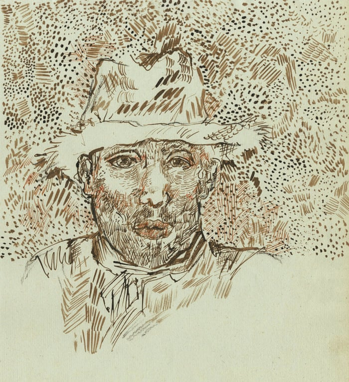 Van Gogh S Lost Drawings Unconvincing But Does Anyone Care