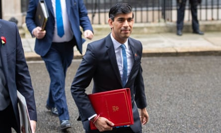 The suggested tax squeeze could help the chancellor, Rishi Sunak, repair the government's battered finances.