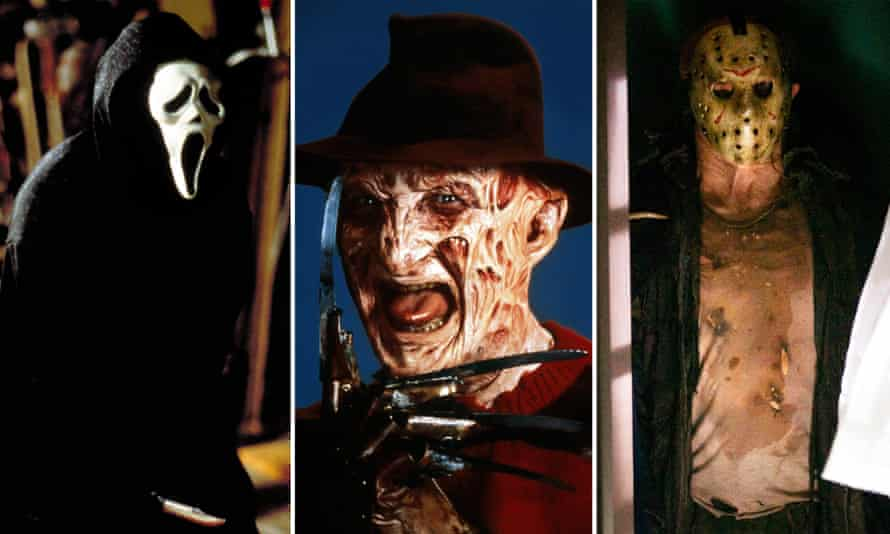 Back from the dead: Scream, Nightmare on Elm Street and Friday the 13th.