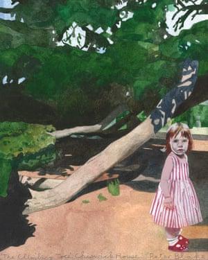 Peter Blake, The Climbing Tree, Chiswick House