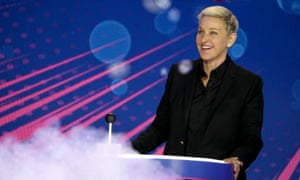 Shockingly, it seems that Ellen DeGeneres might not always practice what she preaches.