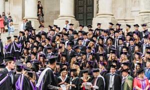Students' graduation