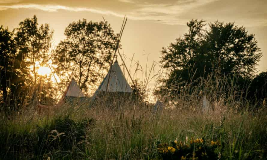 Wild Canvas Camping, Bedfordshire