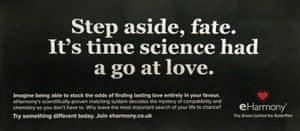 eHarmony advert