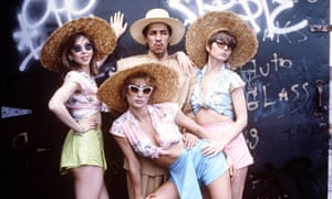 Kid Creole and the Coconuts: a lovely bunch