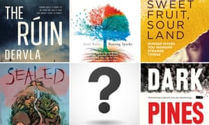Not the Booker shortlist 2018 with wild card space