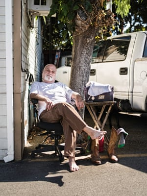 The roughly 400 residents of the Buena Vista trailer park are facing eviction from the 4.5-acre plot, so that its owners can sell it for development into luxury apartments for young tech workers. Its prime location on El Camino Real at the heart of Silicon Valley, just miles from the headquarters of Facebook and Google, means it could be worth as much as $55m