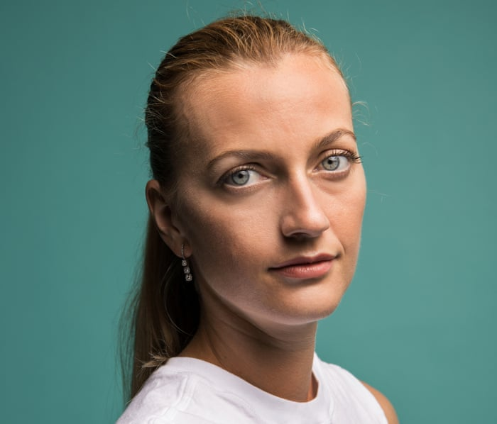 Petra Kvitová: 'I didn't know if I'd be able to hold a racket again