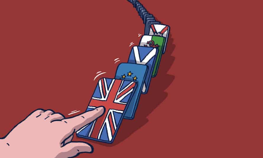 'There is no single pre-EU UK nation to return to.'