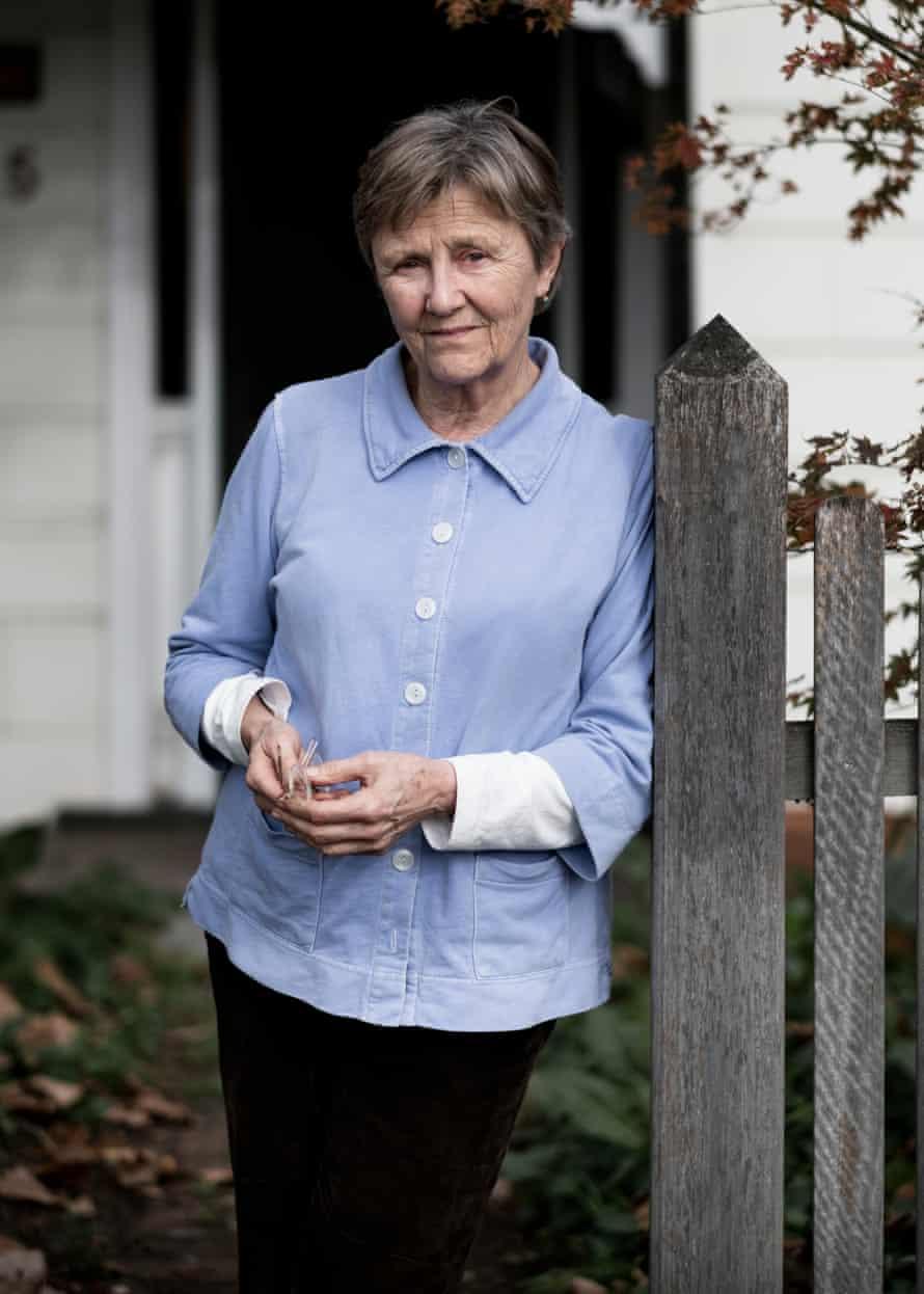 Helen Garner in 2017