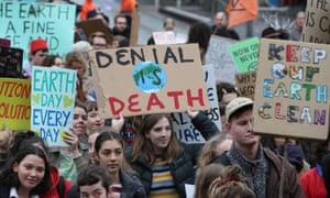 Australia climate protesters