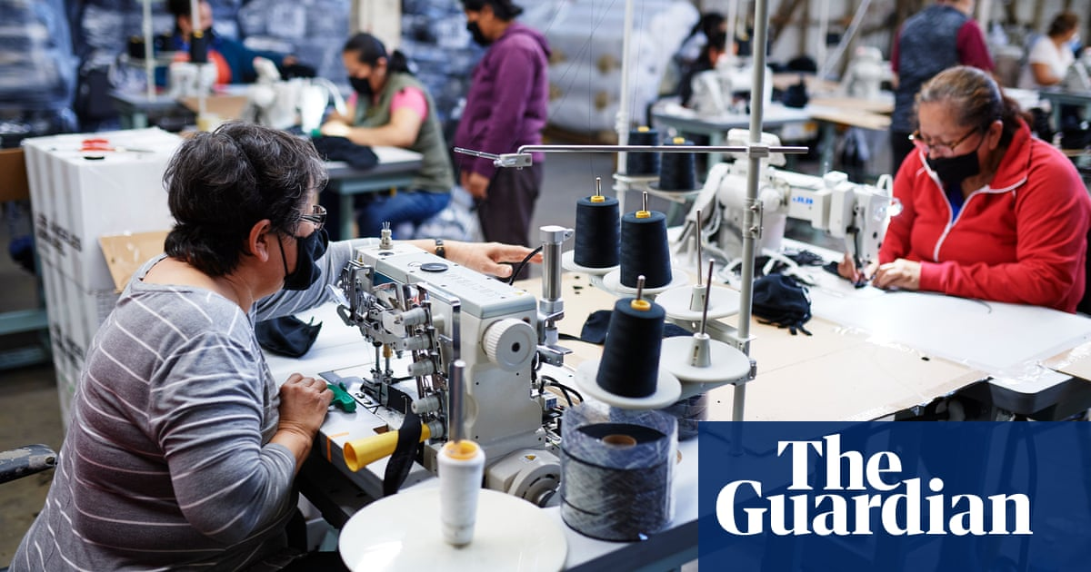 Garment workers in America's fashion capital may make just $6 an hour. A new law could change that