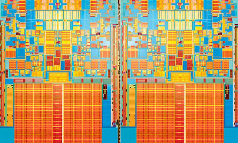 We have come to believe that everything is computable. Intel corporation/EPA
