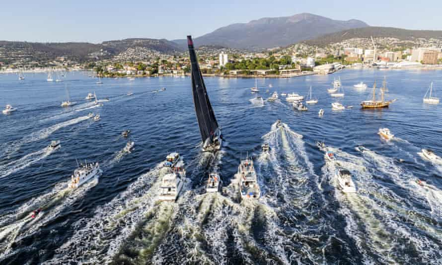 The Sydney to Hobart race