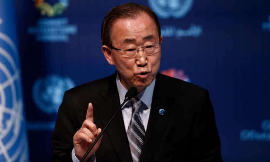 The World Humanitarian Summit in Turkey was conceived by UN Secretary-General Ban Ki-moon to draw attention to the growing humanitarian crisis. EPA/SEDAT SUNA