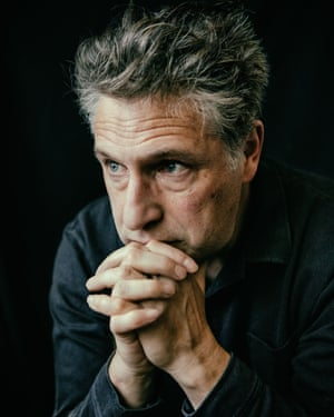 Playwright and director Patrick Marber