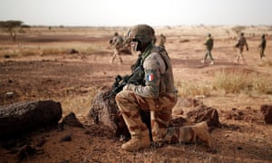 British troops to join force countering Mali militants