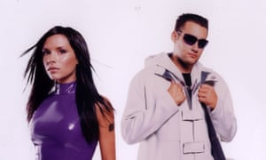 Victoria Beckham and Dane Bowers – sadly missing in action from Spotify.