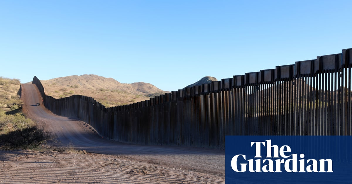 Trump's border wall hits a wall as Pentagon cancels parts funded from its budget