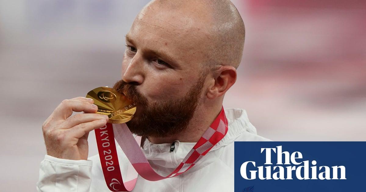ParalympicsGB roundup: Daniel Pembroke sets record to win javelin gold