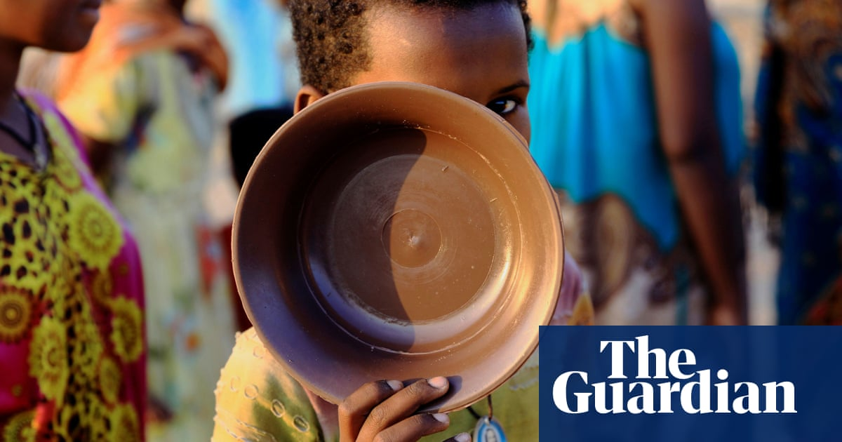 UN development goal of zero hunger 'tragically distant', global index shows