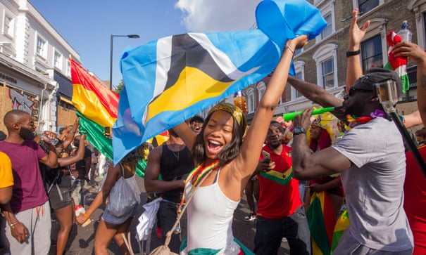 Why is Notting Hill carnival's success always measured by its crime levels?