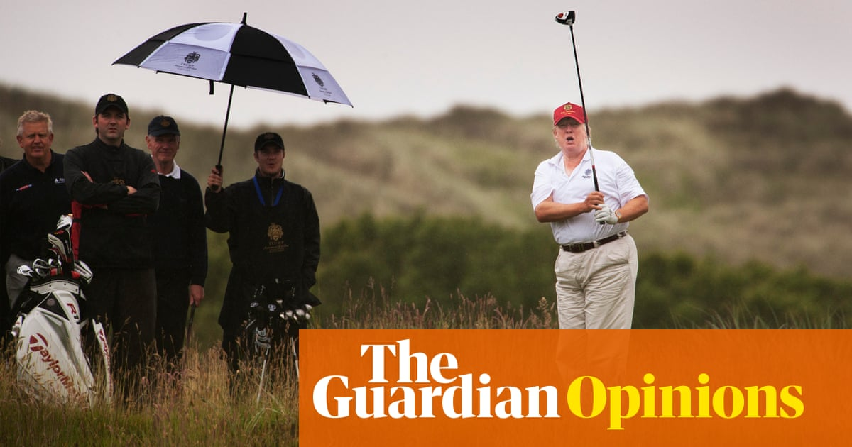 Donald Trump has battled to block my films release for years. Now he has failed | Anthony Baxter