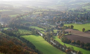 The Orne valley near Clécy.