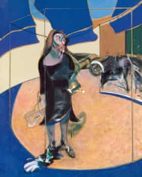 Francis Bacon's portrait of Isabel Rawsthorne.