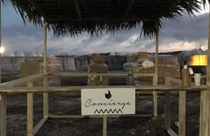 Stranded in the Bahamas: luxury Fyre festival turns to ...