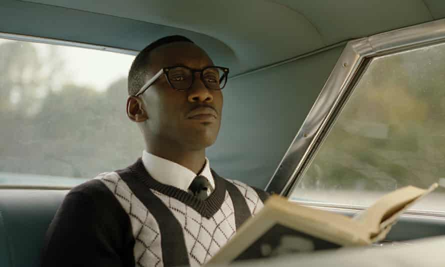 Mahershala Ali in Green Book as the pianist Don Shirley