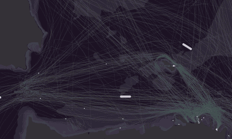 One day in the life of San Francisco Bay – mapped