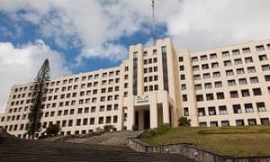 Kurhotel Escambray, Trinidad-area, Topes de Collantes park, Cuba