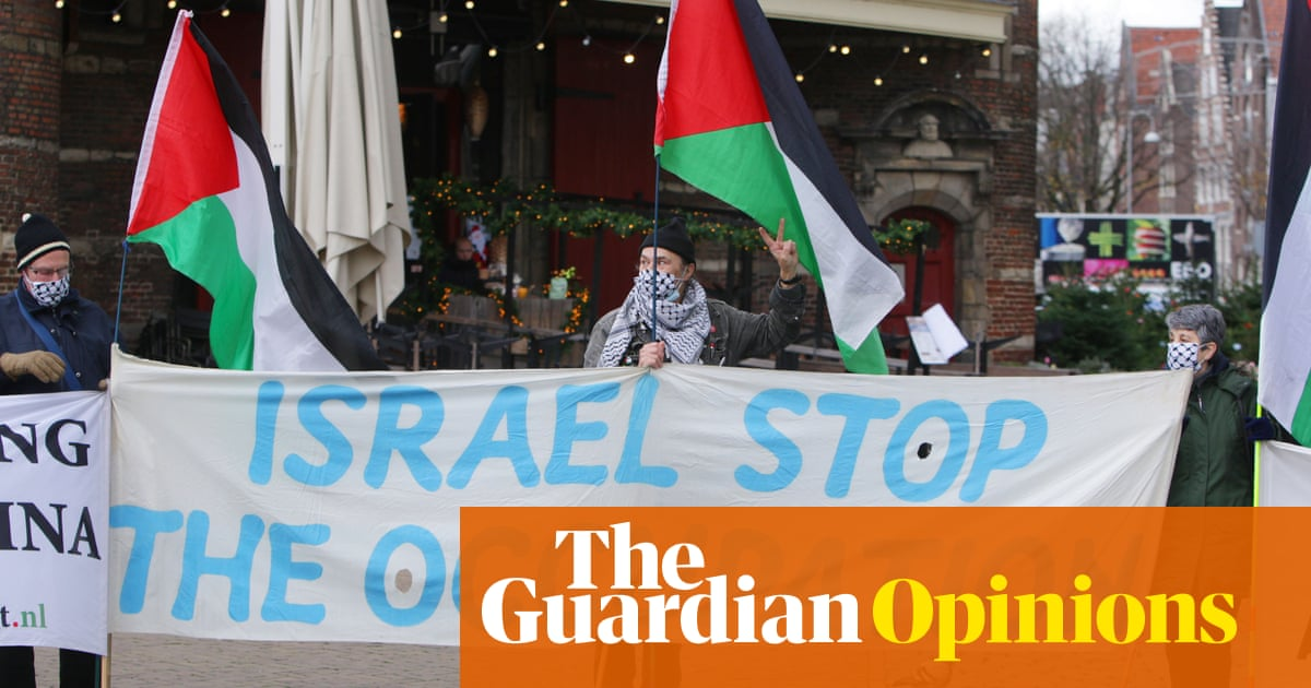 The two-state solution has no chance. But an Israeli-Palestinian confederation does
