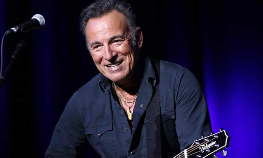 Bruce Springsteen … 'Nobody's been able to explain Trump.'
