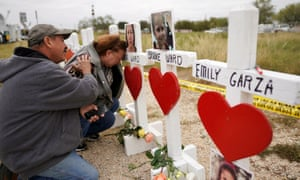 The shooting at a Baptist church in Sutherland Springs, Texas, left 26 people dead.