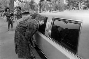 Ladies Looking In, Brooklyn, 1989